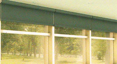 Louvolite - новая система рулонных штор