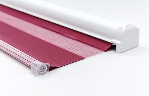 Удивительно низкая цена на современные рулонные шторы серии ЗЕБРА